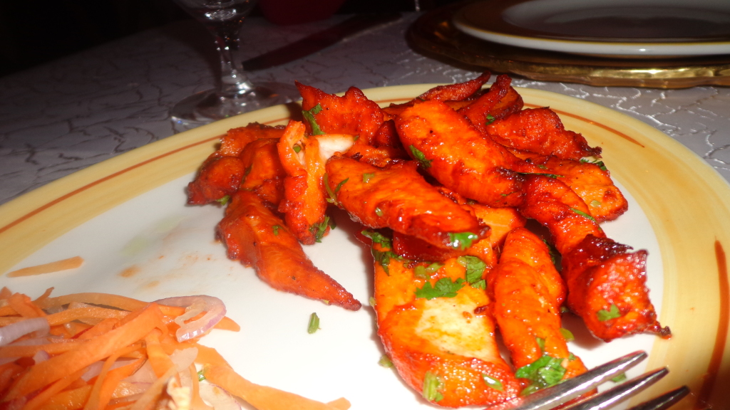 Intercontinental Nairobi Spicy Chicken