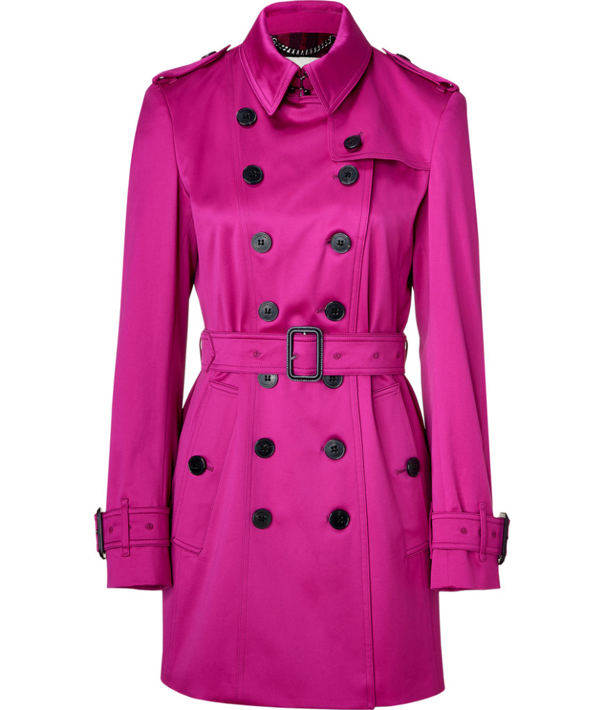 Burberry-Pink-Trench-Coat