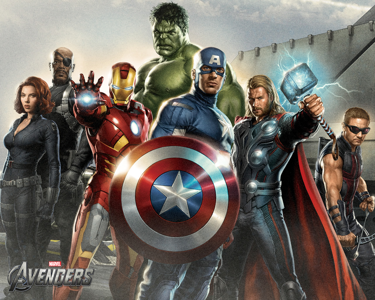 femme hub | long awaited super hero movie - avengers finally