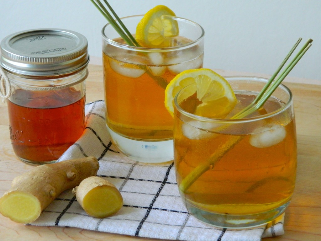 Ginger-black-Tea
