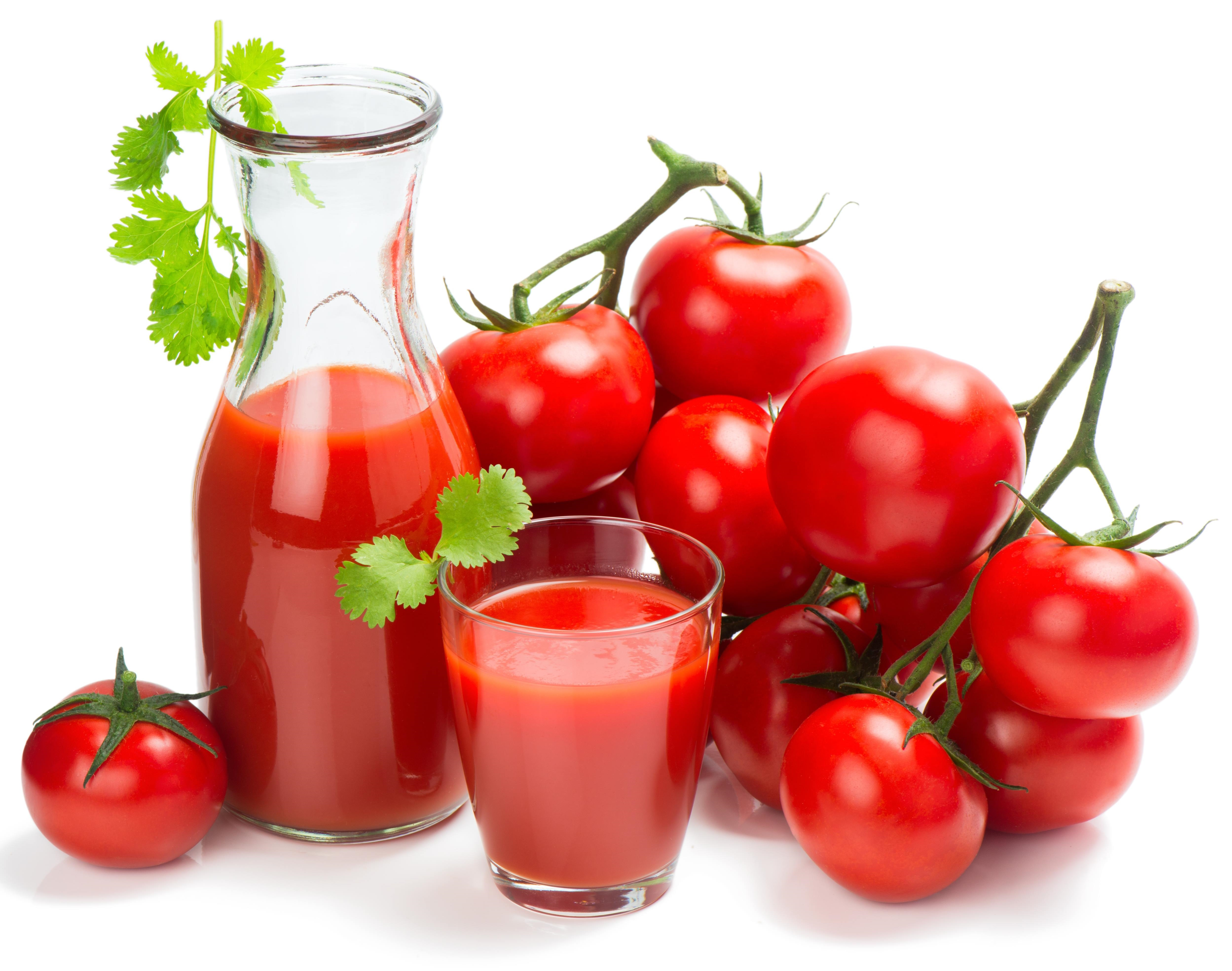 how to make tomato juice from tomato paste
