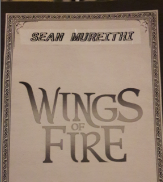 Wings of fire capture