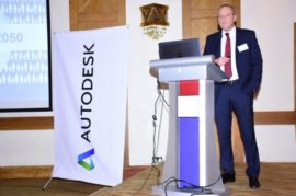 Picture 1 – Neil Brooker_Autodesk Senior Technical Specialists Manager EMEA Emerging