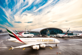 Emirates Plane 2