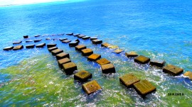 Artificial Wave Breakers Malindi Shikomsa