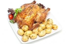 Chicken Potatoes