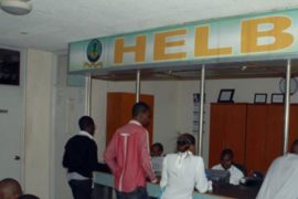 HELB offices