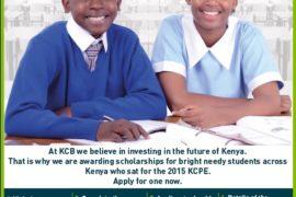 KCB Scholarships 2016 (1)
