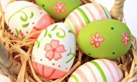 Easter  Eggs Paint