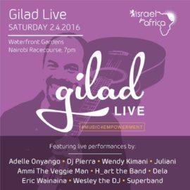 Gilad Poster