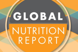 Global Nutrition Report c