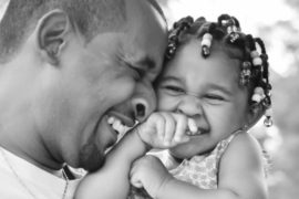 father-daughter-laughter