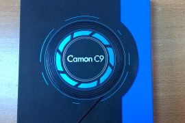 Camon Full Box