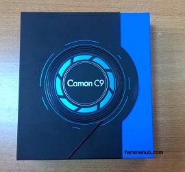 Camon Full Box