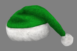 green-santa-with-safaricom