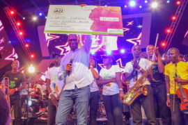 Safaricom CEO & also Safaricom International Jazz Founder,~1