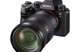 Sony A9 – EISA Camera of the Year