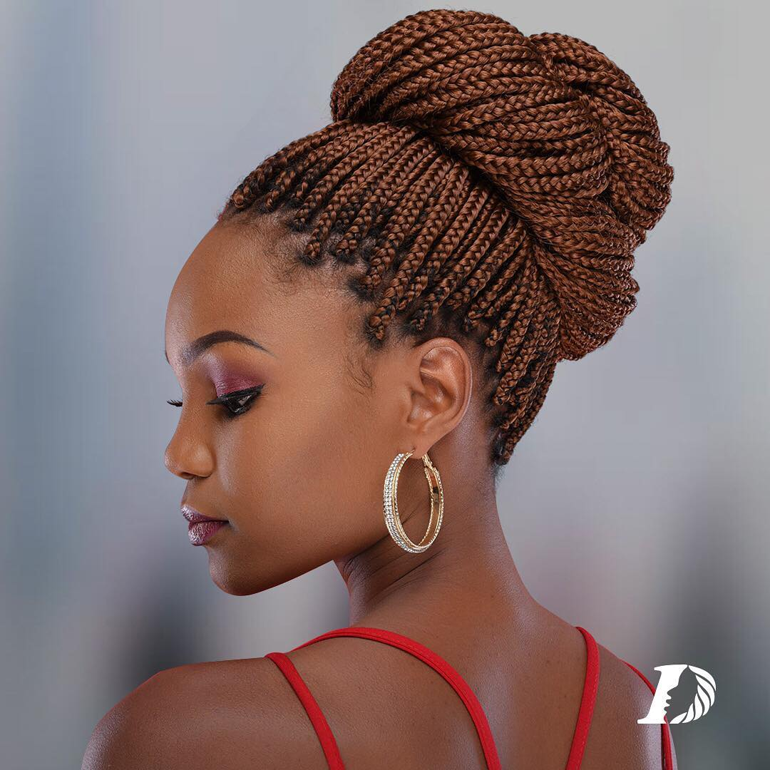 Femme Hub Enjoy Braids And At The Same Time Protect Your