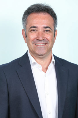 Farid Fezoua, President and CEO, GE Africa