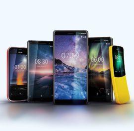 Nokia range 2