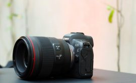 Full Frame Mirrorless EOS R System Camera