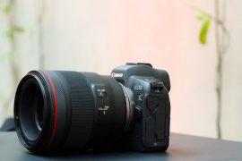 Full Frame Mirrorless EOS R System Camera