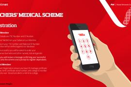 Teachers Medical Scheme Poster 1
