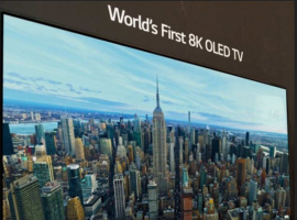 First Oled 8k