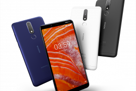 HMD Global – Nokia 3.1 Plus – Dual SIM – Group