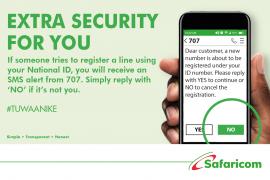 Safaricom Fraud