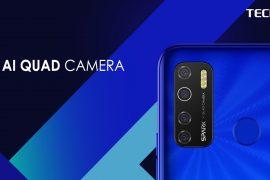 Spark 5 Camera