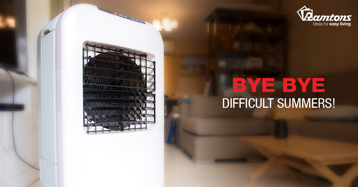 Don't Sweat It Out at Home - Get The Right Air Coolers! - Femme Hub