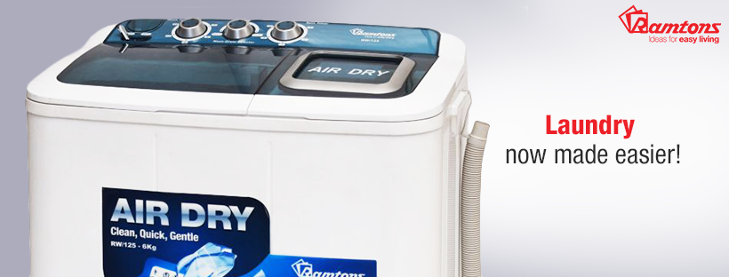 Your Complete Guide to Twin Tub Washing Machines